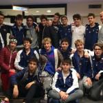 """Torneo Tafuro: nuovo successo dei """"coccodrilli"""" rossoverdi"""
