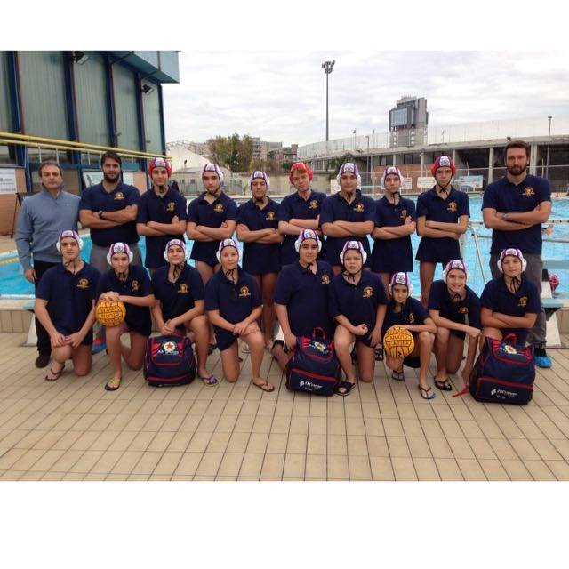 Antares Nuoto Latina Under 15 Nazionale