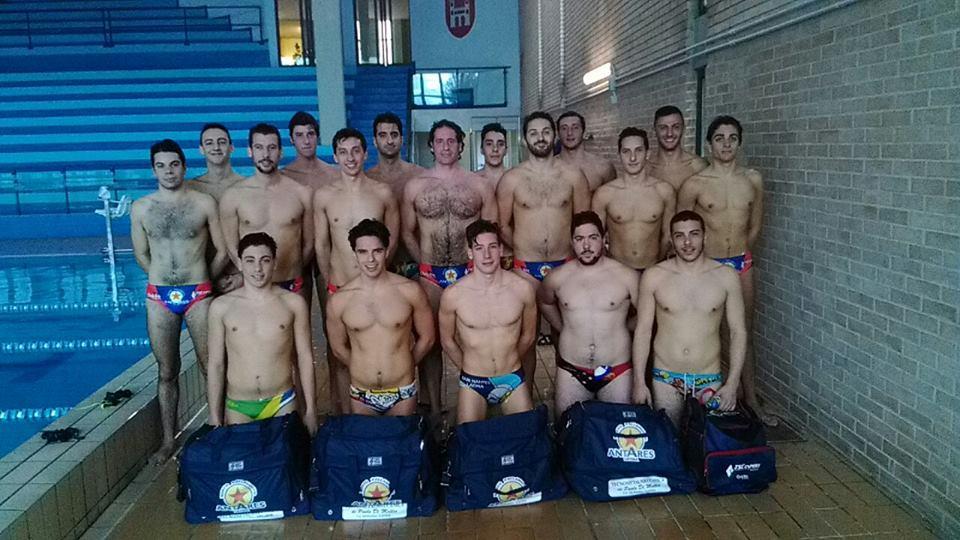 Gruppo misto Serie C, U20, Promozione