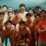 A1 M – Common training con lo Shangai Waterpolo Team per la Rariazzurra