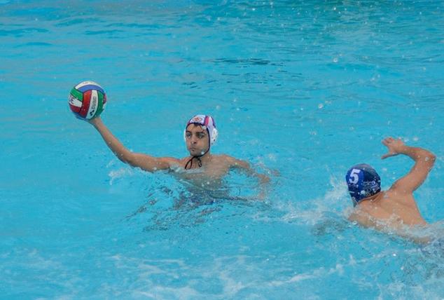 Matteo Davoli Latina Nuoto