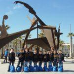 Giovanili – E' cominciata l'avventura in terra catalana per il Bogliasco under 10