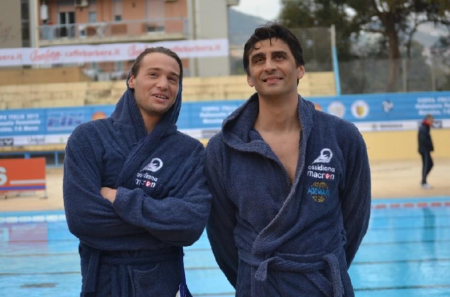 Giorgio Cannizzaro e Carlo Nucita