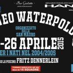 Giovanili – San Mauro Nuoto: Il 25 aprile parte il torneo per i nati 2004-2005