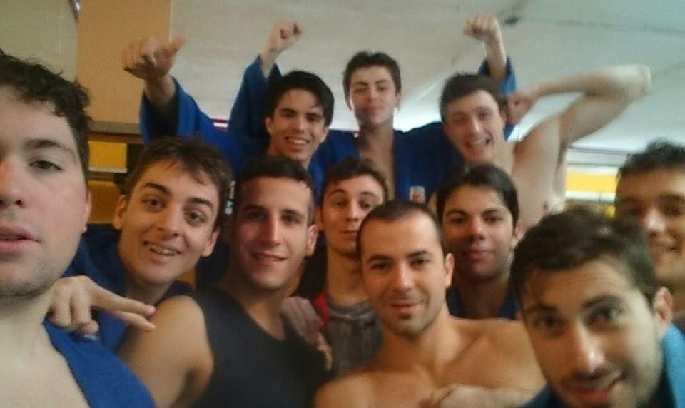 Promozione Latina Nuoto selfie