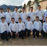 U 13 M – L'under 13 della Tgroup Arechi al Calcaterra Waterpolo Challenge