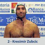 A2 M – Il TeLiMar in trasferta col cuore, ma alla fine vince la Roma Nuoto