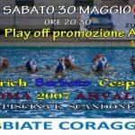 B M – La Cesport Italia scrive la storia approdando ai Play Off promozione per la Serie A
