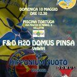 B F – F&D H2O Domus Pinsa: sfida per il primato