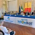 Presentato al Comune di Napoli lo Yellow Ball International Event