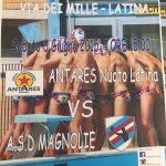 C M – Antares Latina affronta Magnolie Roma