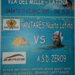 Antares Nuoto Latina: gli impegni del fine settimana