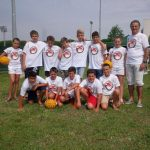 UISP: US L. Locatelli Campione d'Italia under 13