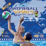 Latina pallanuoto al WATERBALL WORLDFESTIVAL 2015