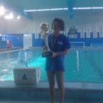 Latina PN: La nostra Francesca Loffredi campione d'Italia!