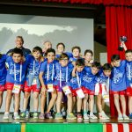 L'Item Nuoto Catania vince il torneo Rock&Pop all'International Haba Waba Festival