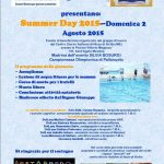 "Polisportiva Messina e il ""Summer Day"""