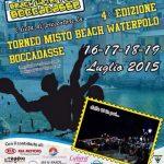 Tornei – A Boccadasse il torneo beachwaterpolo