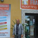 Massimiliano Pavia e lo Sporting Village
