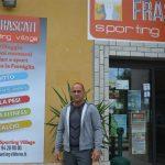 Massimiliano Pavia e lo Sporting Village