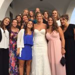 Elena Maggi e Andrea Bonomo sposi in Rarirosa