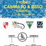 Tornei – Il Chiavari Nuoto si aggiudica la prima edizione del Cambiaso & Risso