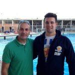 C M – Il ritorno di Matteo Zamperin all'Antares Latina