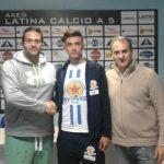 C M – Alessio Pappacena all'Antares Latina
