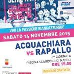 A1 F – Domani Acquachiara – Rapallo