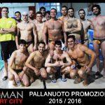 Promozione – Roman Sport – Latina Nuoto 8-6