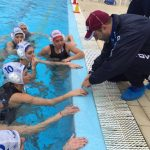 B F – Latina pallanuoto Girls all'attacco dei Castelli Romani