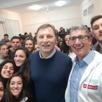 """La Carpisa Yamamay Acquachiara nelle scuole di Napoli: Porzio e Lamoglia al """"Mario Pagano"""""""