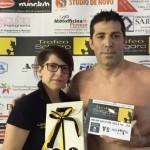 """B M – Aquaria: """"Ciccio"""" Bacelle e' l'ultimo vincitore del Trofeo Salgaro"""