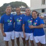 I campioni olimpici Napoletani si schierano per le Olimpiadi 2024 a Roma