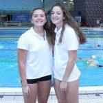 """PN Trieste: le giovani """"Orchette"""" Lucrezia Cergol e Sara Ingannamorte al mondiale Under 18"""