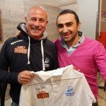 B M – L'Ossidiana con il Main sponsor Marbi