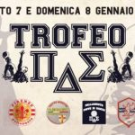 7 e 8 gennaio, di scena il Trofeo ΠΔΣ a Padova
