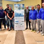 Sale l'attesa per il match di World League Italia – Georgia alle Piscine Manara di Busto Arsizio