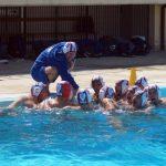 Promozione -Una buona Latina Nuoto tiene tre tempi alla Waterpolis