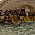 A2 F – Prima sconfitta per la F&D H2O Fortitudo: l'Acquachiara vince 10-7