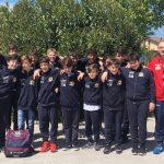 U13 M – Antares Nuoto Latina si qualifica alle finali Regionali