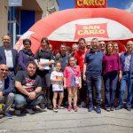 Trofeo San Carlo: una grande festa di sport nel segno della solidarietà