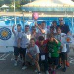 """L'Antares Nuoto Latina vince il Torneo """"I Love Pallanuoto"""""""