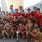 U11 – La RN Salerno è campione provinciale