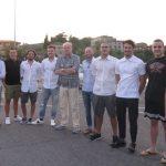 C M – Grande festa per la promozione in serie B della WP Verona Sport Management