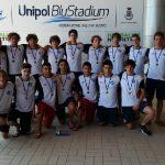 U17 B – La Nuoto Livorno alle finali Nazionali chiude al sesto posto