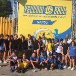 """Tornei – 3T Frascati Sporting Village, Tagliaferri: «Allo """"Yellow Ball"""" esperienza fantastica»"""