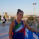 SIS Roma: Chiara Tabani all'esordio Mondiale