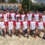 U17 A SF – Circolo Canottieri Napoli – Carisa Savona 11-6