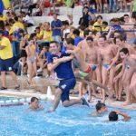 Tornei – Carpisa Yamamay Acquachiara U.13 e R.N. Salerno U.15 vincono lo Yellow Ball in una Scandone tutta gialla